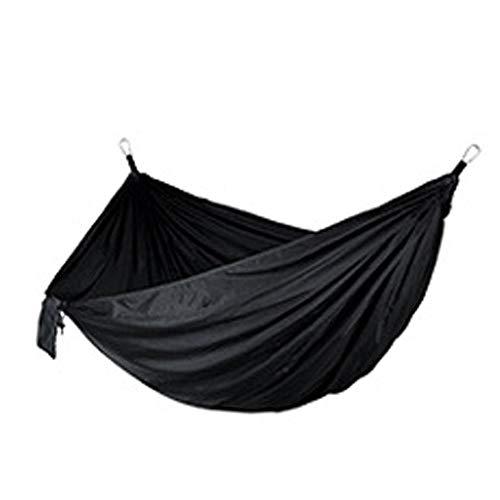 YSCYLY Camping Hangmatten versnelling, 270 * 140cm Dubbele Nylon Hangmat, Voor buiten Backpacking Overleving Of Reizen