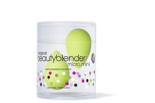 beautyblender Micro Mini sponge applicator, green, 1er Pack (1 x 2 Stück)