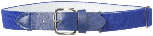 Wilson Sporting Goods Youth Elastic Baseball Belt, 18-22-Inch, Royal Blue