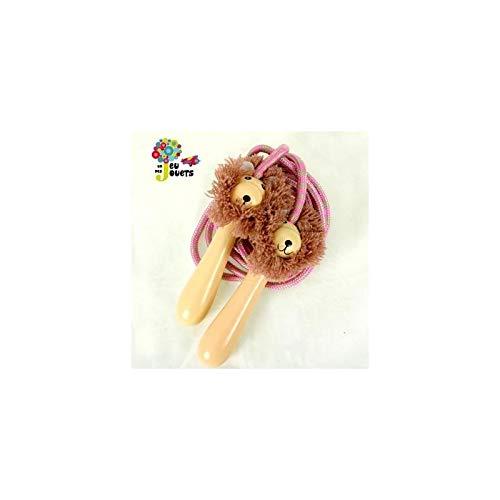 Goki - Corde à Sauter 250 cm Jeu d'école Jouet d'extérieur Enfant 4 ans + - Lion