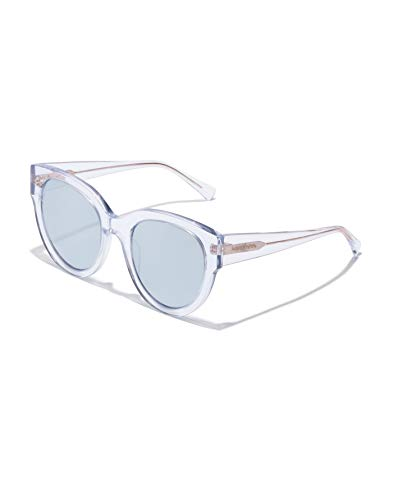 HAWKERS LOIRA Sunglasses, TRANSPARENT, One Size Womens
