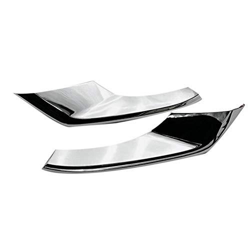 HJPOQZ ABS Auto Frontstoßstange Nebelscheinwerfer Lampenabdeckung Blende, für Mazda 3 Axela 2019-2020