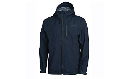 SITKA Gear Men's Gravelly Lightweight Waterproof Shell Jacket, Eclipse, Medium