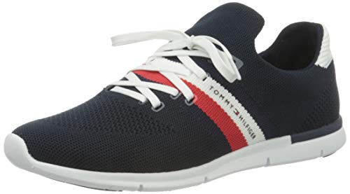 Tommy Hilfiger Womens 24D Sneaker, Desert Sky, 39 EU