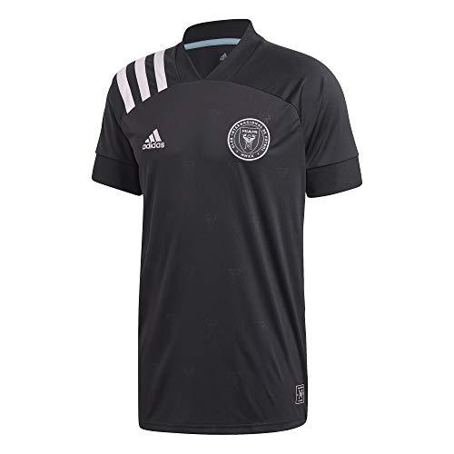 adidas Imcf A JSY T-Shirt für Herren S schwarz/roscla
