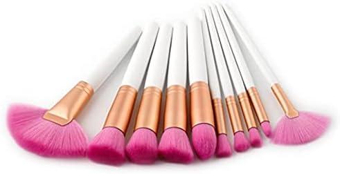 Make Cheap mail order shopping Up Brushes 10Pcs Makeup Daily bargain sale Set Power Contour Blending