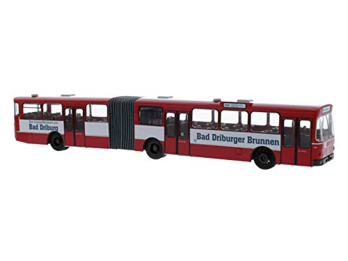 Rietze 74520 - Mercedes-Benz O 305 G BVO-Bad Driburger Brunnen - 1:87