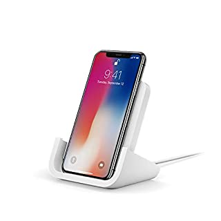 Powered Wireless Charging Stand for iPhone 8, 8 Plus, X, XS, XS Max and XR (B07LDDS5NY) | Amazon price tracker / tracking, Amazon price history charts, Amazon price watches, Amazon price drop alerts