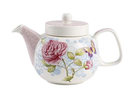 Villeroy & Boch Rose Cottage theepot, premium porselein