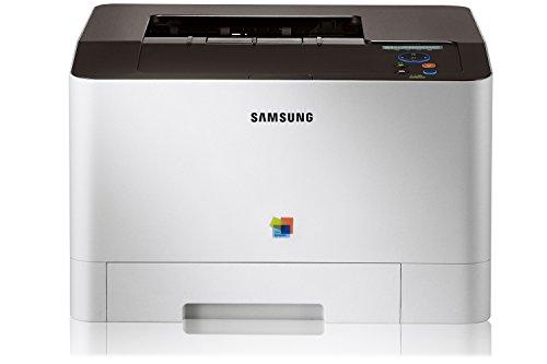 Samsung CLP-415N/XEG Farblaserdrucker (mit Netzwerk-Funktion)