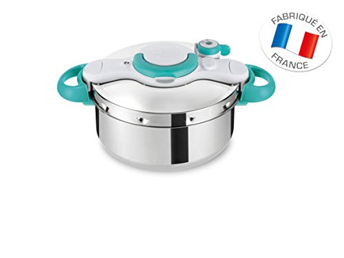 Seb Clipsominut' Easy Cocotte-Minute 4,5 L Induction + Livre 100...