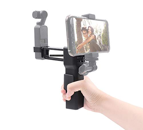 Fenmaru Handheld Z-Achsen Stoßdämpfer Federstabilisator für DJI Pocket 2 / OSMO Pocket Kamera