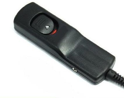 Disparador remoto para Canon EOS RS-60E3, G1X, G3X, G5X, G15, G16, 80D,...