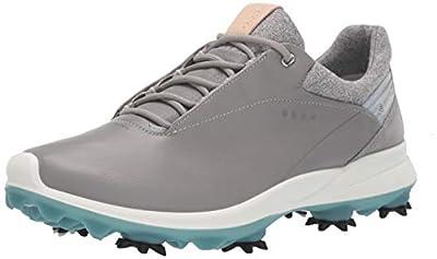 ECCO womens Biom G3 Gore-tex Golf Shoe, Wild Dove, 7-7.5 US