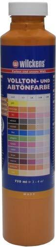 Wilckens Abtoenfarbe - Volltonfarbe / 750 ml/matt - 14 Farben zur Auswahl (Terracotta)