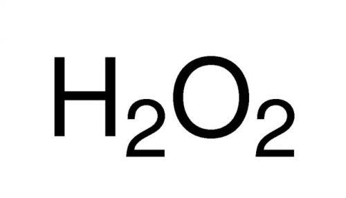 S3 Chemicals Wasserstoffperoxid (3%, Ph. Eur.) Gebindegröße 2,5 Liter