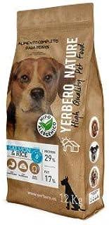 comprar comparacion YERBERO Nature Salmon & Rice sin Gluten Hipoalergenico para Perros 12kg