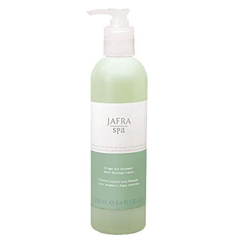 Jafra SPA Crema per massaggi allo zenzero e alghe marine 250ml