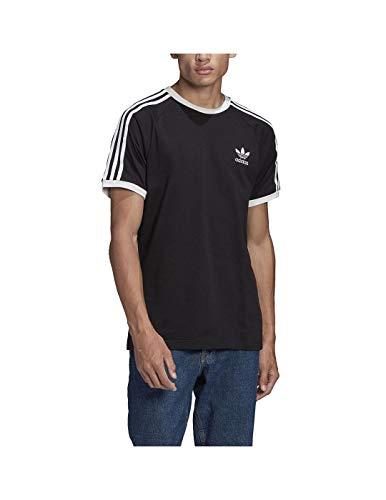Adidas T-Shirt 3-Stripes Adicolor Classics Black M - GN3495-M