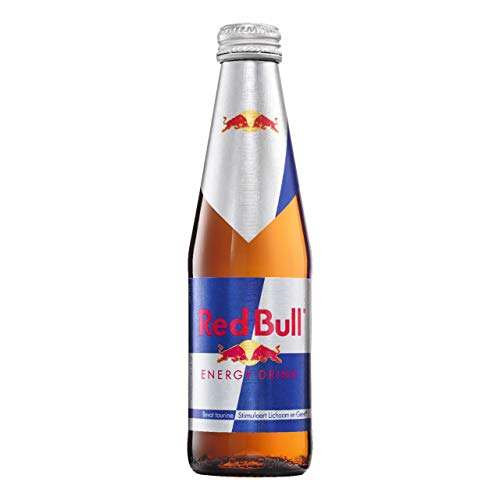 Red Bull - Glasflasche 0,25 l - 0,25 l