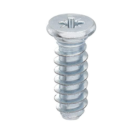 Bettrahmen-Schraube (IKEA Teilenummer #110789/126860) (10 Stück)