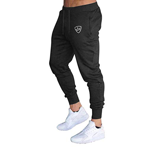 CHRONSTYLE Pantalones Deportivos para Hombre, Pantalones de Correr para Hombre Jogger con...