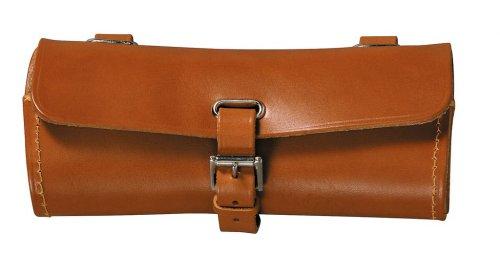 Brooks Challenge Tool Bag Leder Sattel Tasche Werkzeug Tasche, Challenge Tool Bag, Farbe honig