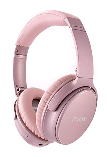 ZVOX AccuVoice AV50 Bluetooth Noise Cancelling Headphones with AccuVoice Dialogue Boost Technology