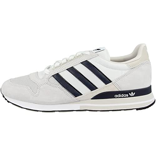 adidas Zapatillas bajas ZX 500 para hombre, color Gris, talla 42 EU