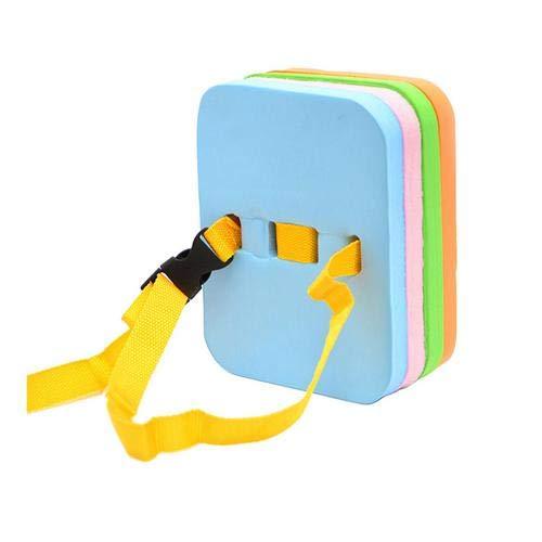 iYoung Placa Flotante Kickboard para niños Natación Burbuja Cinturón Dispositivo de...