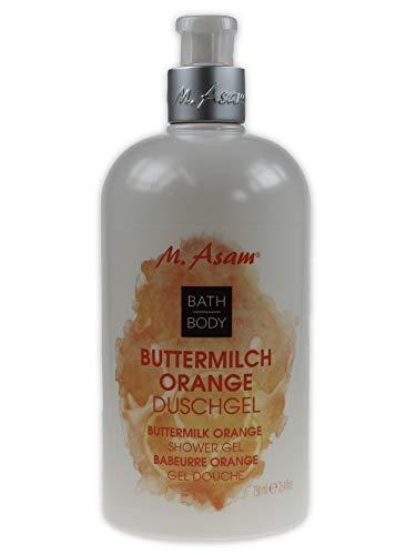 M. Asam Duschgel Buttermilch Orange - 750ml