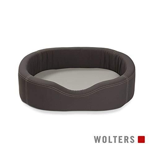 Wolters VIP Lounge Hundebett Nylon Grau (82 x 62 cm)