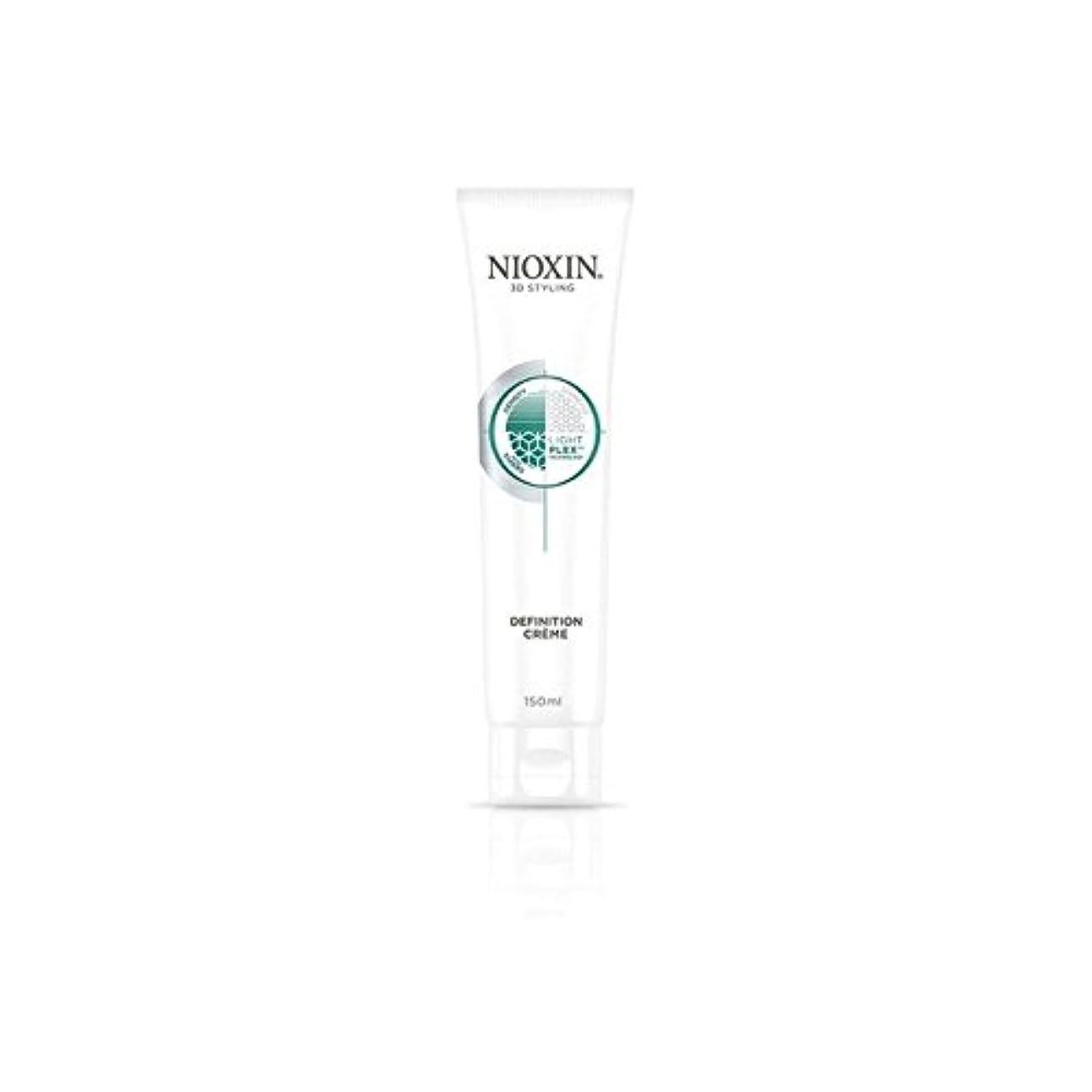 主流宙返り農民Nioxin Definition Creme (150ml) (Pack of 6) - ニオキシン定義クリーム(150ミリリットル) x6 [並行輸入品]