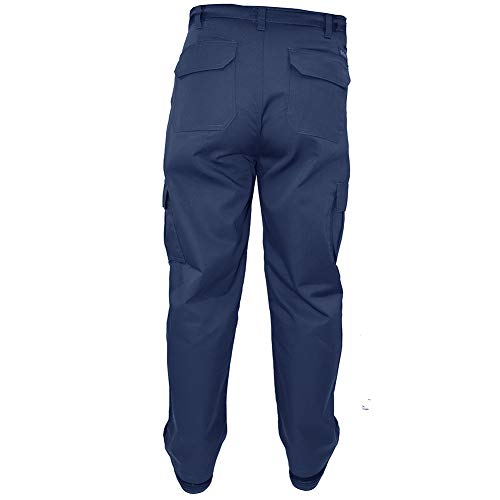 Lee Cooper Workwear Cargo Pant, 40R, marine, LCPNT205 - 2