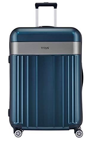 "TITAN Gepäckserie ""Spotlight Flash"": koffer , 76 cm, 102 Liter, north sea"