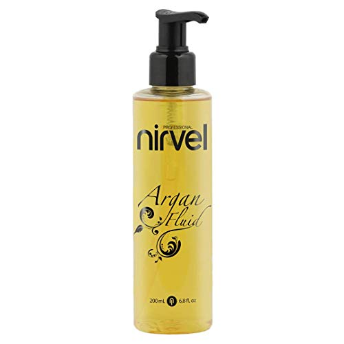 Nirvel Argan Fluid, Serum Capilar - 200 ml