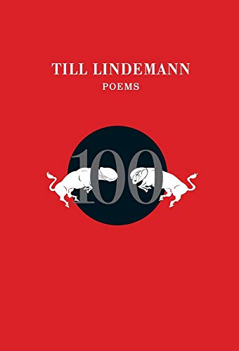 Compare Textbook Prices for 100 Poems  ISBN 9781947879300 by Lindemann, Till
