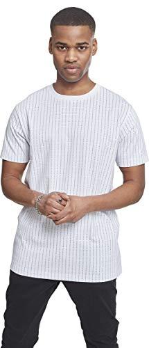 Mister Tee Herren Fuckyou Tee T-shirt, white, M