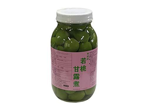 若桃甘露煮 S〜Mサイズ 1000ml(固形量:550g)【業務用】