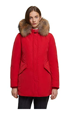 WOOLRICH Parka Donna W's Luxury Arctic Parka P WWCPS2833/5059 UT0573 red AI19 S