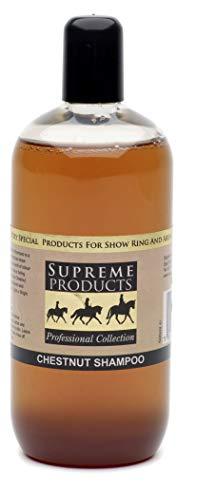 Supreme Products Kastanien-Shampoo für Pferde, 1 L