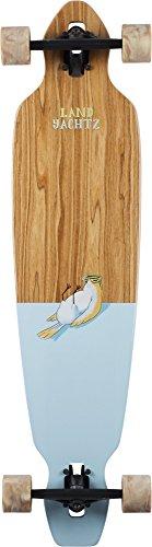 Landyachtz Battle Axe Longboard Complete and Colors 40quot  Chill Bird