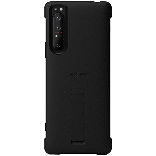 Sony Style Cover Stand Xperia 5 II - Schwarz
