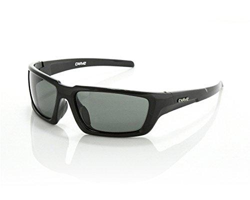 Carve Empire Gafas de sol, Black Pola, 63 Unisex