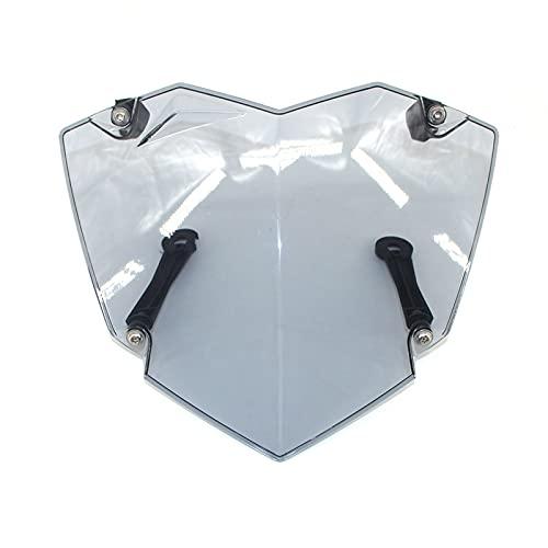 Rejilla Faro Protección Cubierta del Protector para B-M-W R1200GS / ADV LC A-dventure 2013-2020, Accesorios De Motocicleta, Faro, Cabeza, Luz, Protector, Cubierta, Protección (Color : B)
