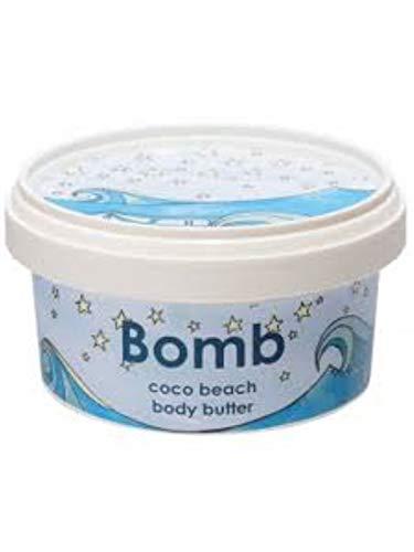 Bomb Cosmetics Bodybutter COCO BEACH mit Kamille und Salbei