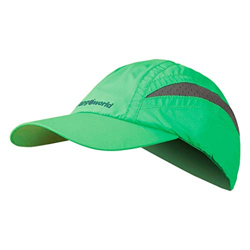 Trangoworld Civetta Casquette Unisexe Adulte L Vert/Anthracite