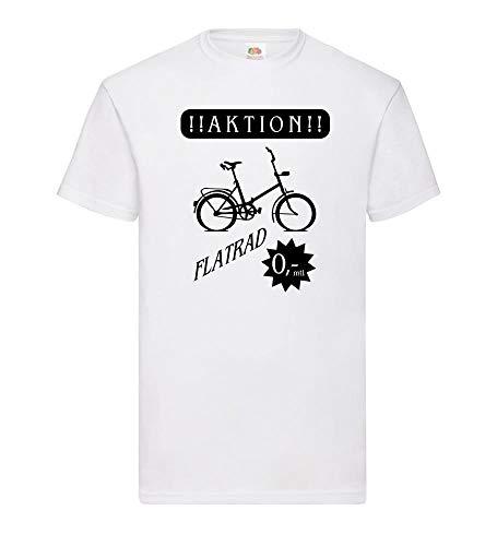 Flatrad actie platen mannen T-shirt - shirt84.de