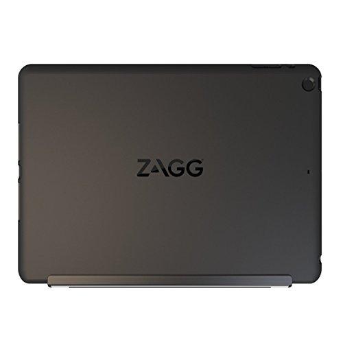 ZAGG Slim Book Ultrathin Case, Hinged with Detachable Bluetooth Keyboard for Apple iPad mini 2/iPad mini 3 - Black