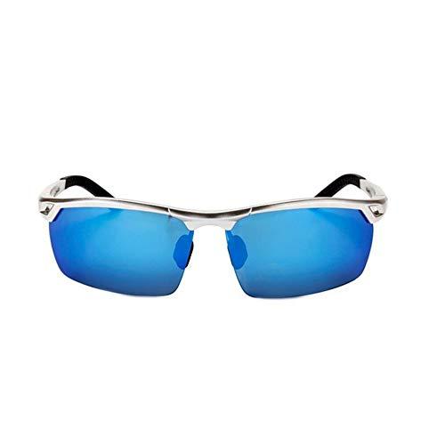 YDS SHOP Polar Sports Heren zonnebril skiën golven lopen Tr90 Ultra Light Frame Design B